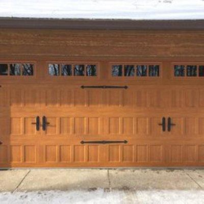 Garage Door Painting Services In Florida